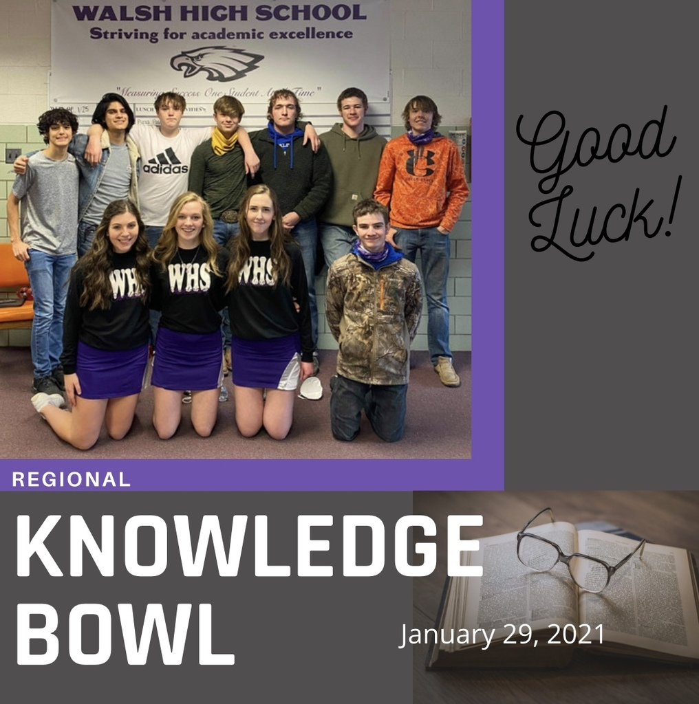 HS Knowledge Bowl