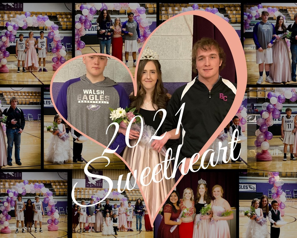 2021 Sweetheart Photo Collage