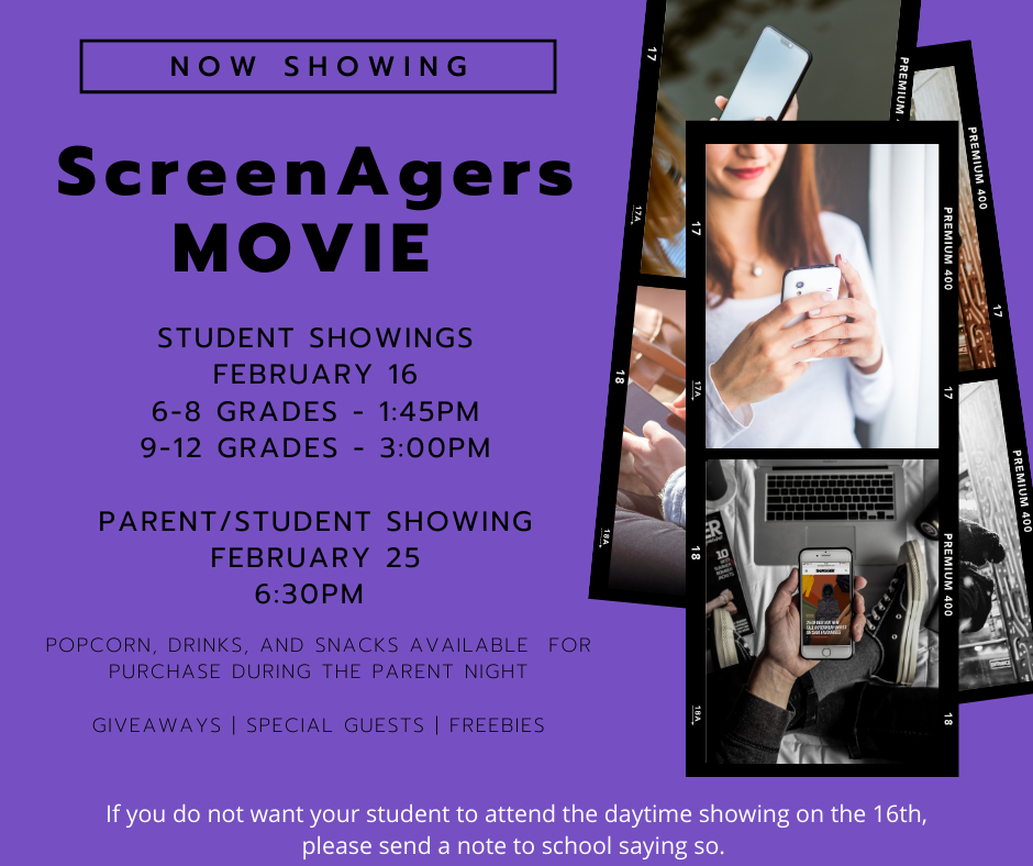 ScreenAgers for Students