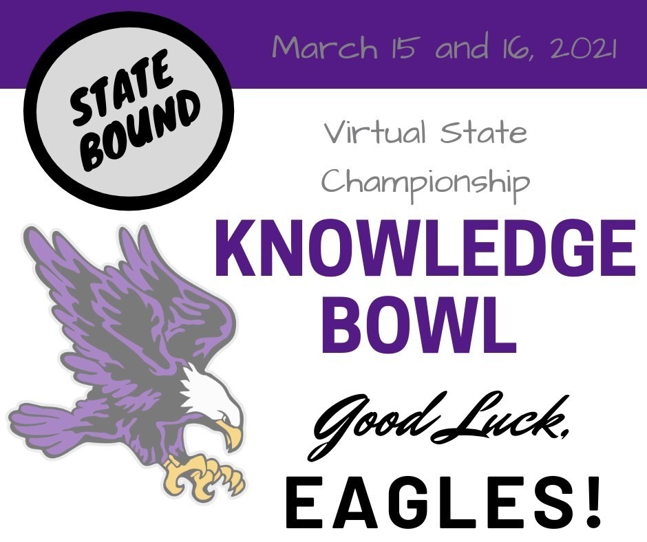 Knowledge Bowl State 2021
