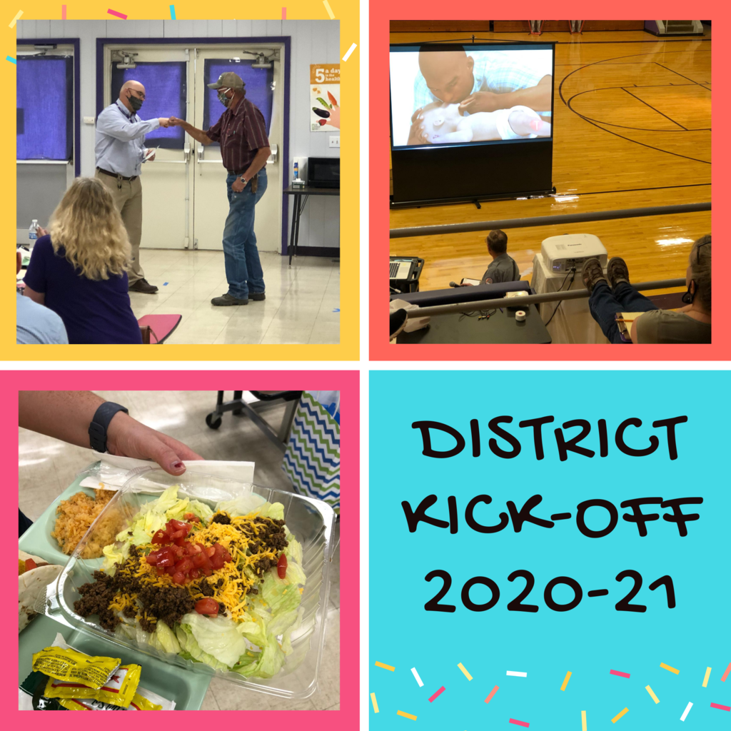 District Kickoff 2020-21